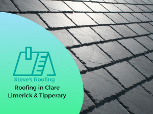 Steve's Roofing Limerick Clare Tipperary